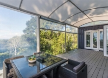 Undercover outdoor area extends living space