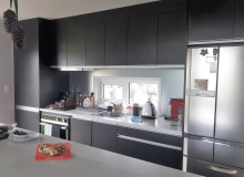 Russell model kitchen