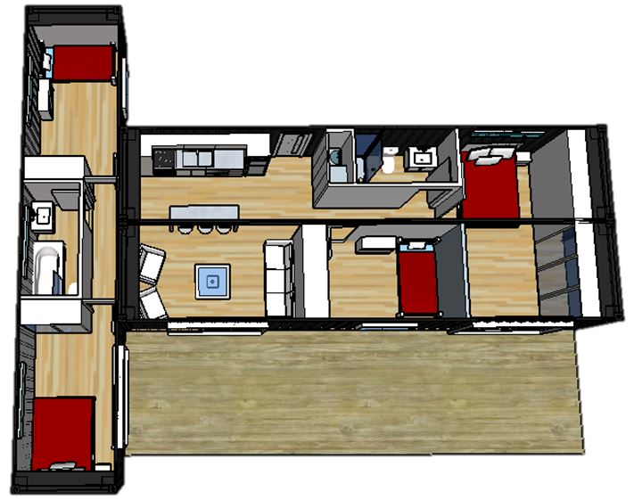 Standard Designs Iq Container Homes