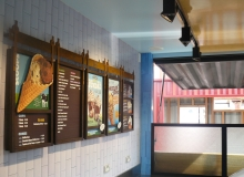 Ben & Jerry Interior