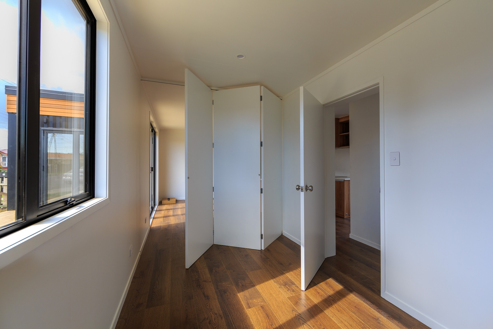 4th bedroom or living room extension