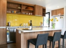 Kitchen furnished