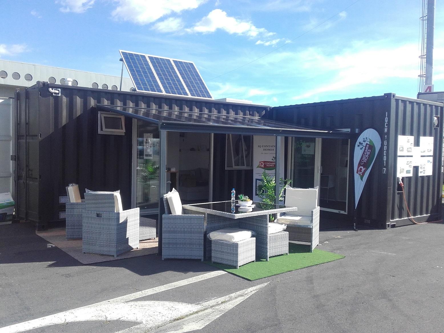 IQ-Setup Covi motorhome and Caravan expo